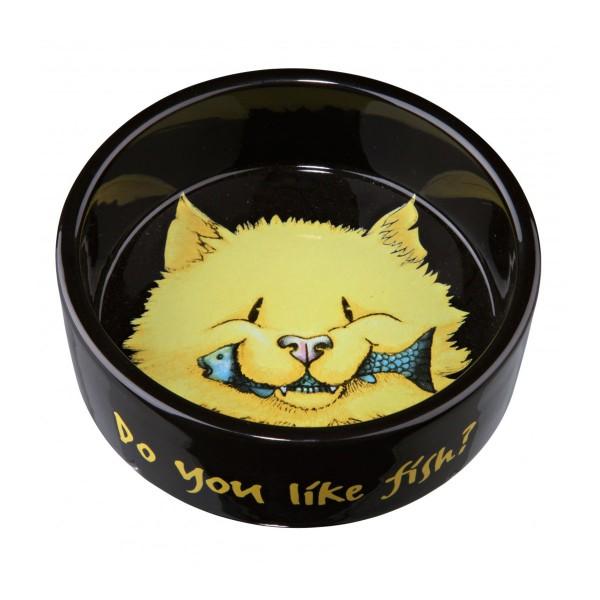 Trixie Keramik Katzennapf - Do you like Fish