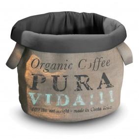 D&D Schlafkorb Coffee Pura vida