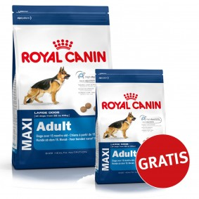Royal Canin Maxi Adult 15kg+4kg gratis