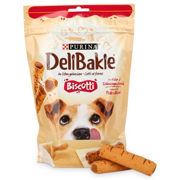 DeliBakie Hundesnack Biscotti 270g