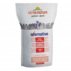 Almo Nature Alternative Xtra Small / Small Dogs 3.75 kg Lachs und Reis