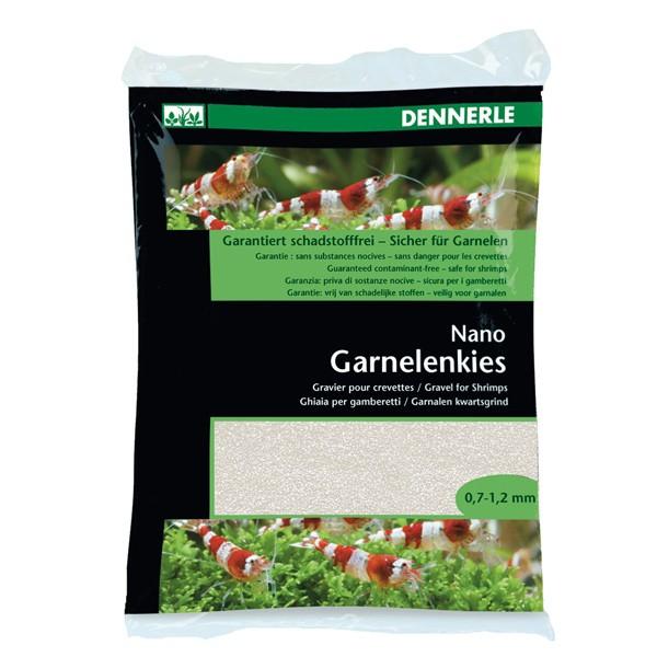 Nano Garnelenkies Sunda weiss 2 kg