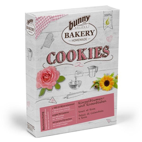 Bunny Cookies Ringelblumen- und Rosenblüten 200g