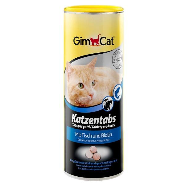 GimCat Katzentabs Fisch 710 Stück