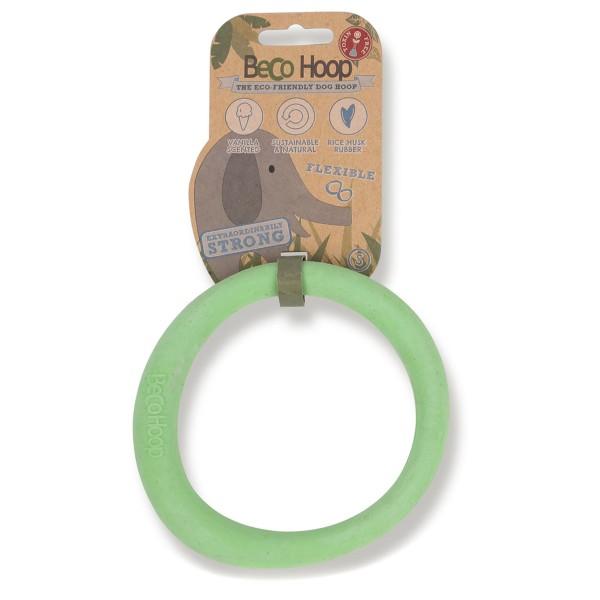 Beco Pets Hundespielzeug Beco Hoop Grün - Klein
