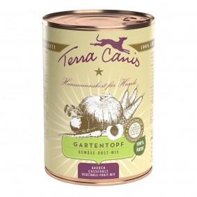 Terra Canis Gartentopf Classic Obst-Gemüse-Mischung