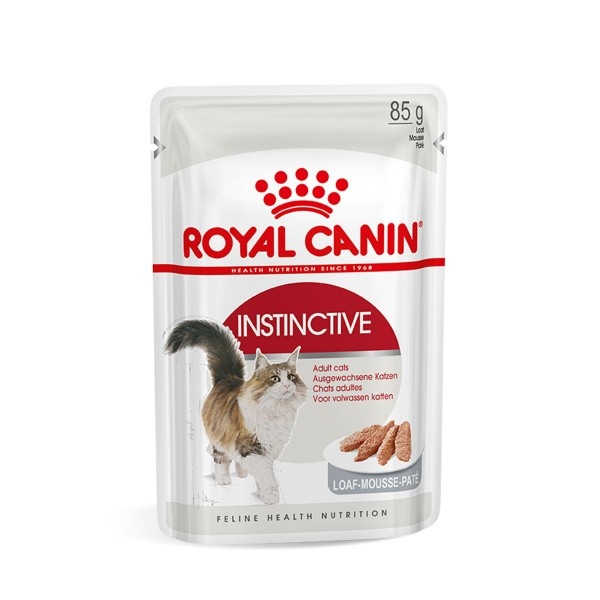 Royal Canin Instinctive Loaf Mousse Paté