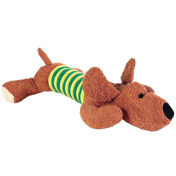 Trixie Hund aus Frottee mit Seil 28cm