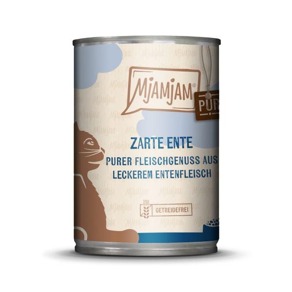 MjAMjAM - purer Fleischgenuss - zarte Ente pur