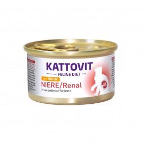 KATTOVIT Feline Diet Niere/Renal Huhn