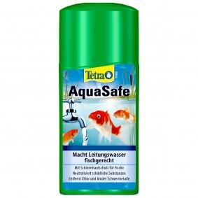 Tetra Pond AquaSafe k úpravě vody v zahradním jezírku