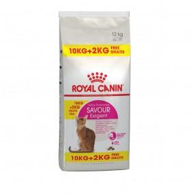 ROYAL CANIN SAVOUR EXIGENT 10+2 kg