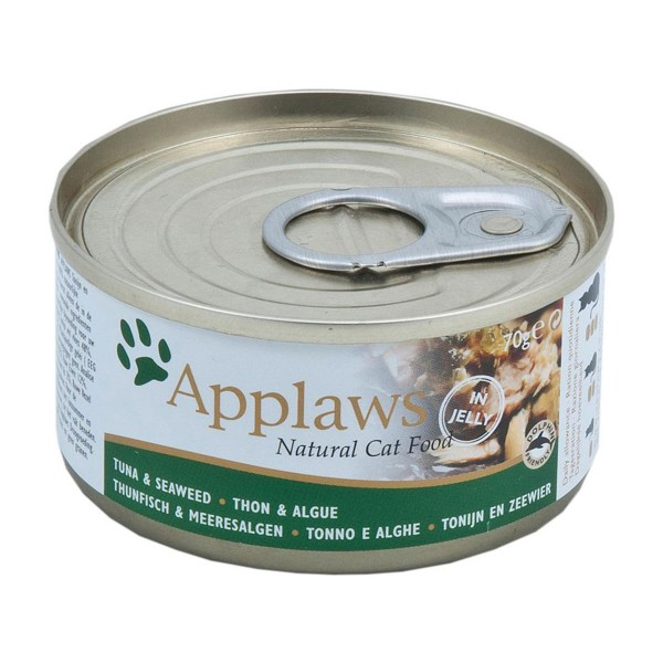 Applaws Cat Thunfischfilets & Meeresalgen - 70g