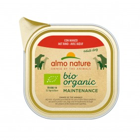 Almo Nature Bio Organic Dog mit Huhn