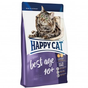 Happy Cat Supreme Best Age 10+, 3x4kg