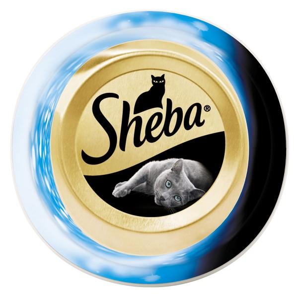 Sheba Katzenfutter Feine Filets Thunfischfilets...