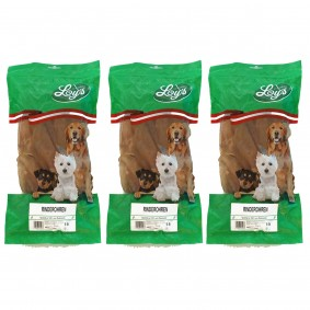 Loy's Hundesnack Rinderohren geputzt 30 Stk.