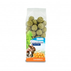 JR Grainless Health Vitamin-Balls Sanddorn 150g