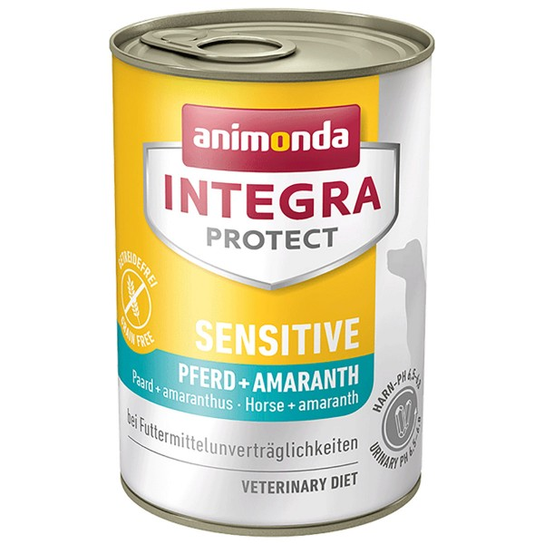 Animonda Integra Protect Adult Sensitive Pferd und Amaranth