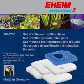 EHEIM sada filtrační rohož/ filtrační rouno professionel 3