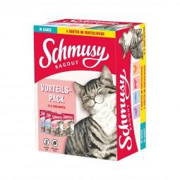 Schmusy Ragout in Sauce Vorteilspack