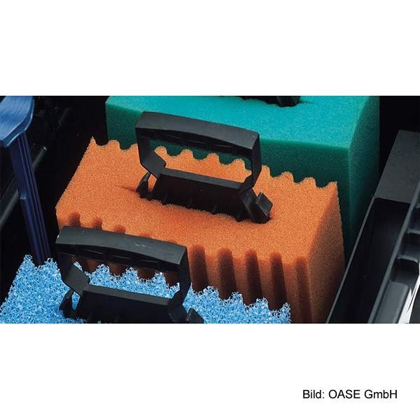 Oase Ersatzschwamm BioSmart 20/30000 & Biotec 5.1/10.1 Grün