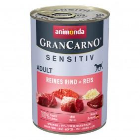 Animonda GranCarno Adult Sensitiv Reines Rind+Reis