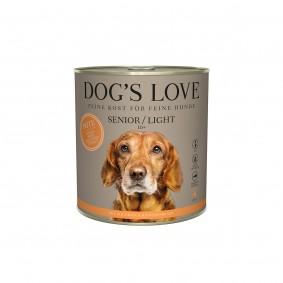 DOG'S LOVE SENIOR Pute