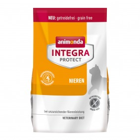 Animonda Integra Protect Katzenfutter Adult Niereninsuffizienz 4kg