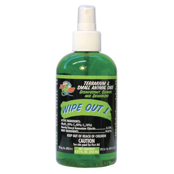 Zoo Med Wipe Out 1 Desinfektionsmittel 258ml