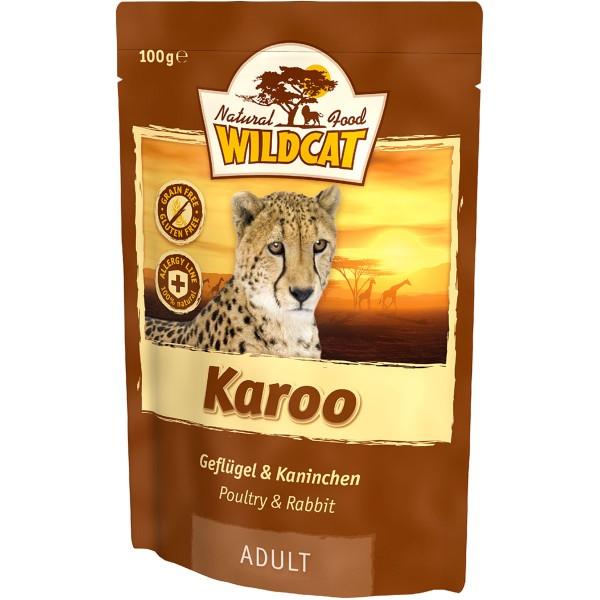 Wildcat Karoo Adult Geflügel&Kaninchen