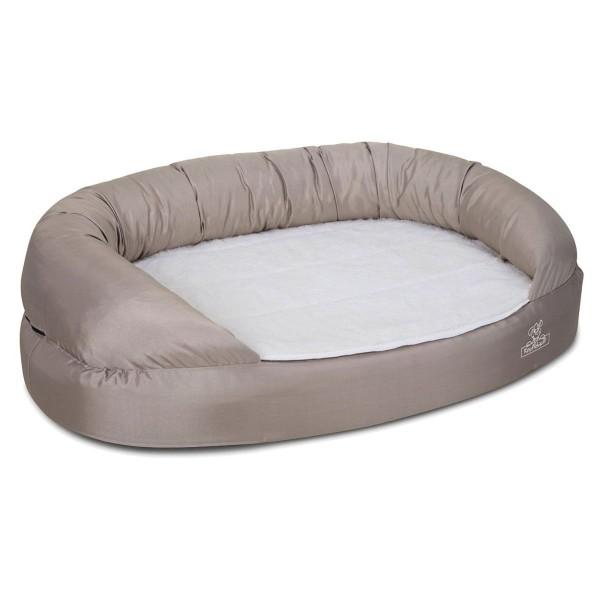 Knuffelwuff Orthopädisches Hundebett Jessy 4XL 155x105x33cm