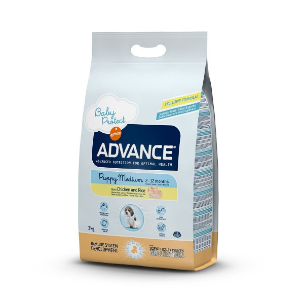 Advance Hundefutter Puppy Protect Medium - 3kg