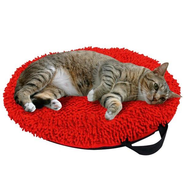 Karlie-Flamingo Liegekissen Catmaxx für Katzen