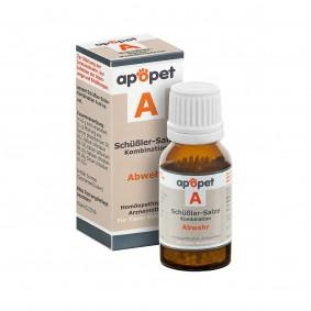 apopet Schüßler Salz Kombination A (Abwehr)