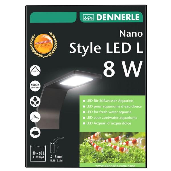 Dennerle Nano Style LED L 8W