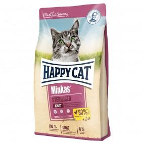 Happy Cat Minkas Sterilised Geflügel