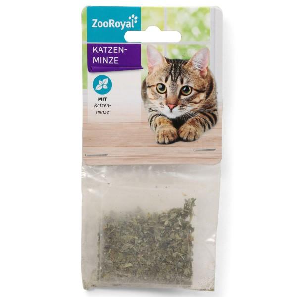 ZooRoyal Katzenminze 3 Stück