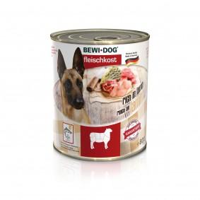 Bewi Dog Hunde-Fleischkost Reich an Lamm