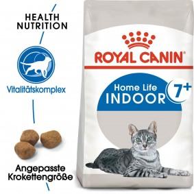 ROYAL CANIN INDOOR 7+ Trockenfutter für ältere Wohnungskatzen 3,5kg