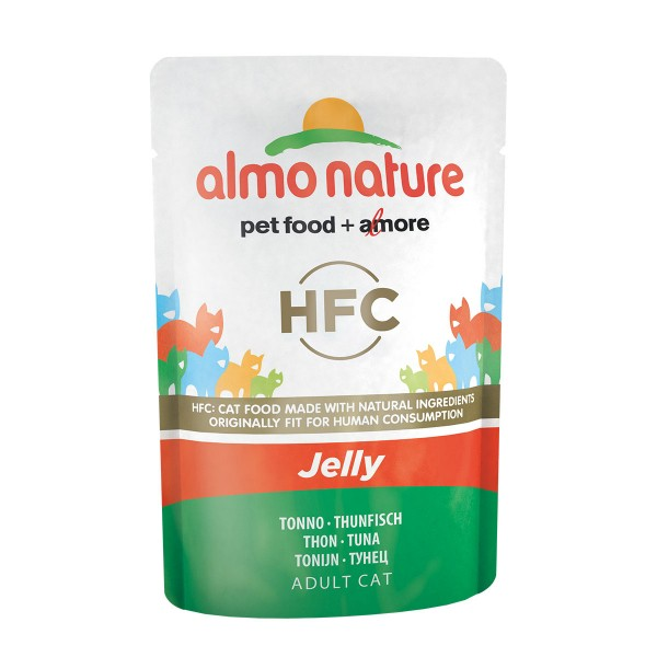 Almo Nature HFC in Jelly Thunfisch - 55g