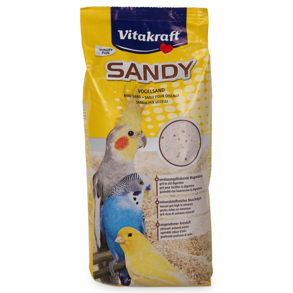 Vitakraft Sandy Vogelsand 3-plus