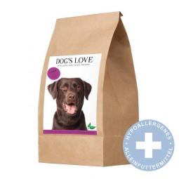 Dog's Love Trocken Lamm mit Süßkartoffel & Minze