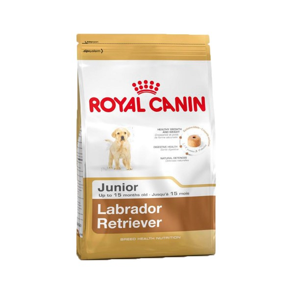 royal canin labrador retriever junior g nstig kaufen bei zooroyal. Black Bedroom Furniture Sets. Home Design Ideas