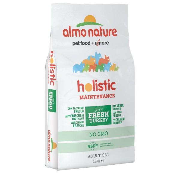 Almo Nature Holistic Cat Truthahn+Reis