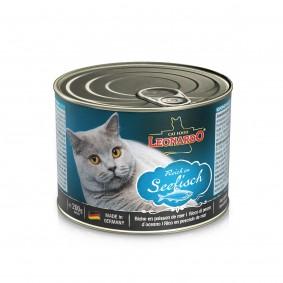 Leonardo Reich an Seefisch Premium