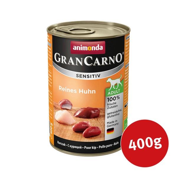 Animonda Hunde-Nassfutter Grancarno Sensitiv Reines Huhn