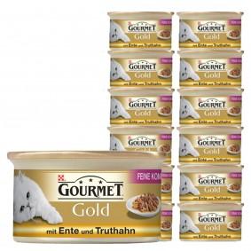 Gourmet Gold Double Délice (12 x 85 g)