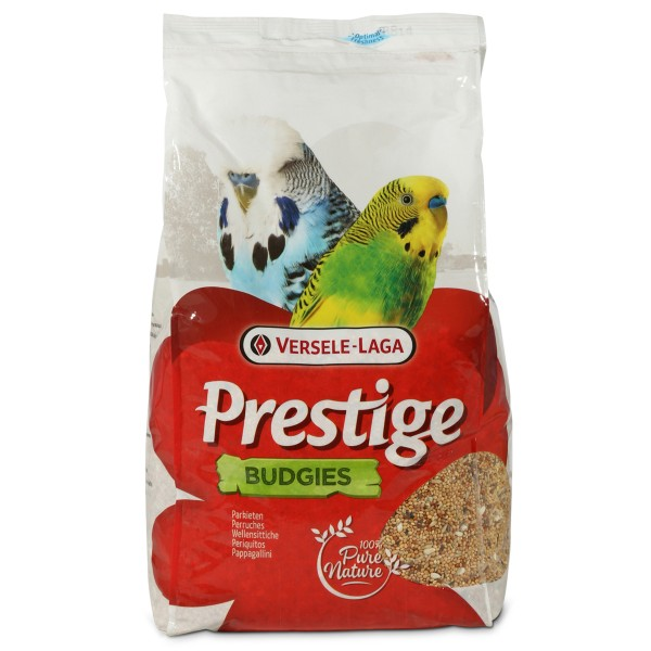 Versele Laga Prestige Budgies Wellensittichfutter - 4kg
