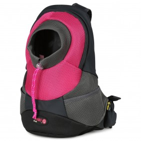 ebi Crazy Paws Maria batoh, růžový